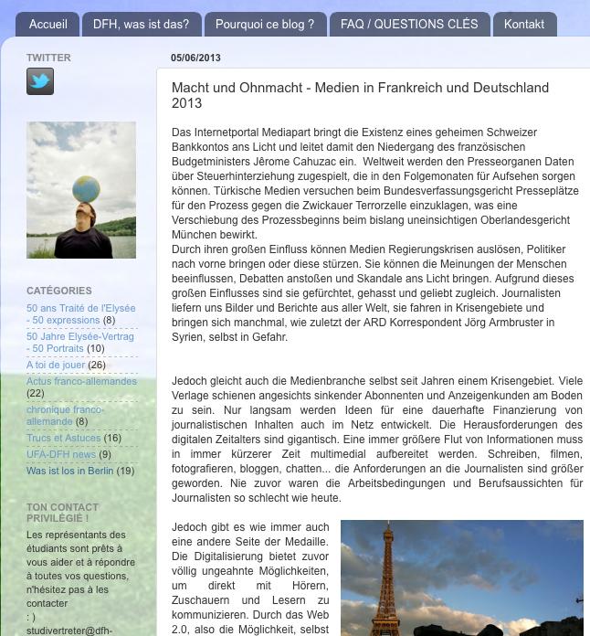 UFA - Dossier Medien